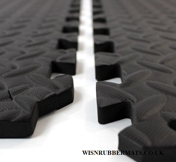Interlocking gym garage anti fatigue flooring play mats wins